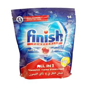 finish power ball