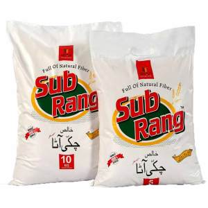 Sub Rang Chakki Atta