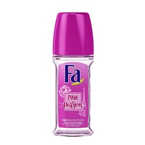 Fa Pink Passion Roll On