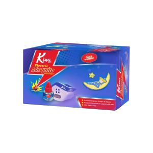 King Electric Mosquito Machine 3 in 1