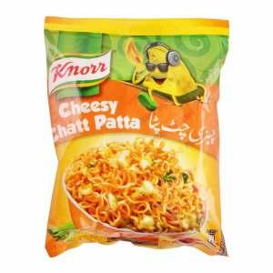 Knorr Cheesy Chatt Patta Noodles