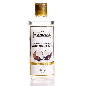 Mundia Organic Extra virgin coconut oil
