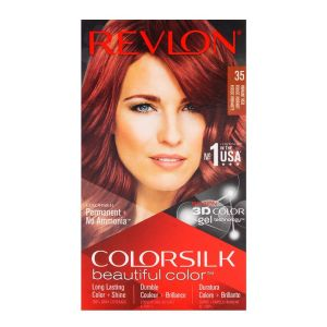 Revlon Hair Color Vibrant Red # 35
