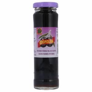 Coopoliva Whole Black Olives