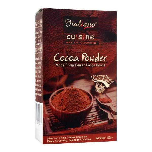 Italiano Cuisine Cocoa Powder
