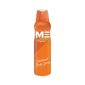 ME 24 Hours Fragrance Deodorant Orange Body Spray