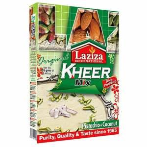 Laziza Kheer Mix Pistachio + Coconut