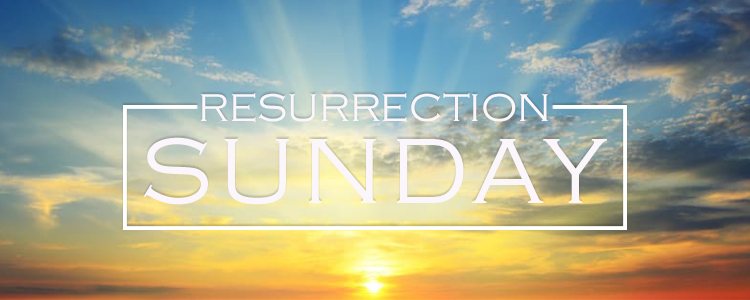 Resurrection Sunday Communion Message