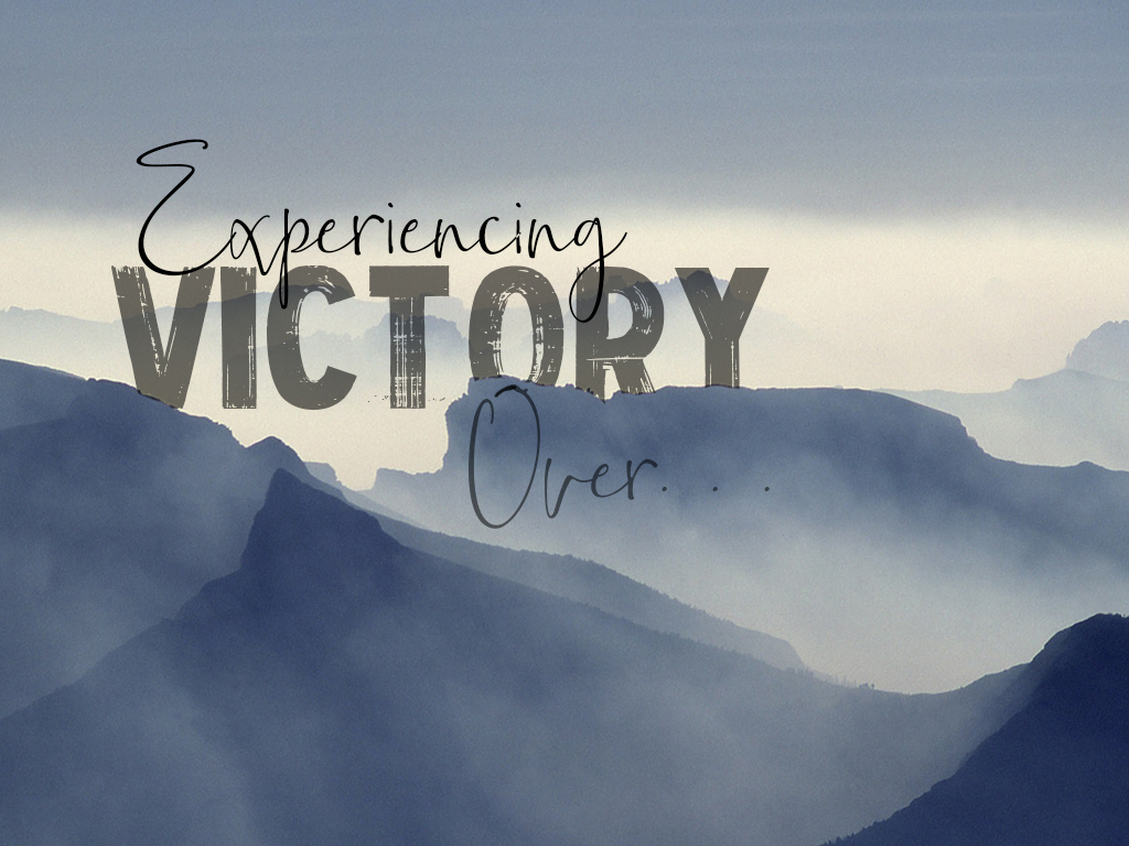 Experiencing Victory Over Burnout