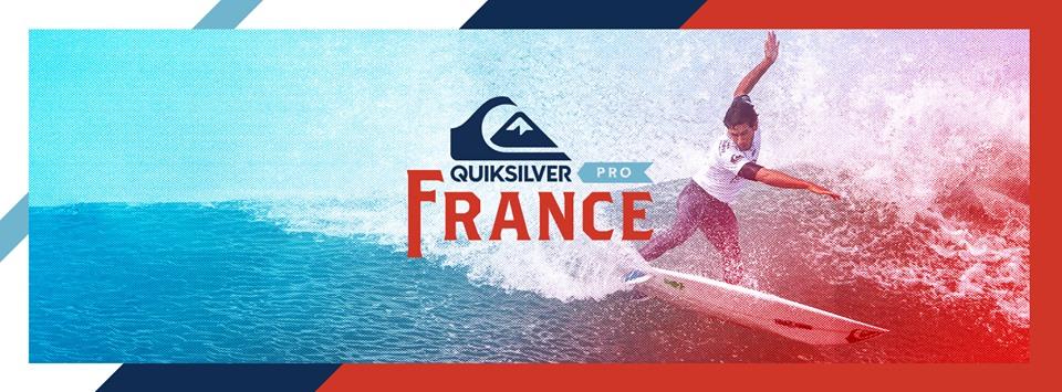 Quiksilver Pro France 2016 [Imagem: WSL]