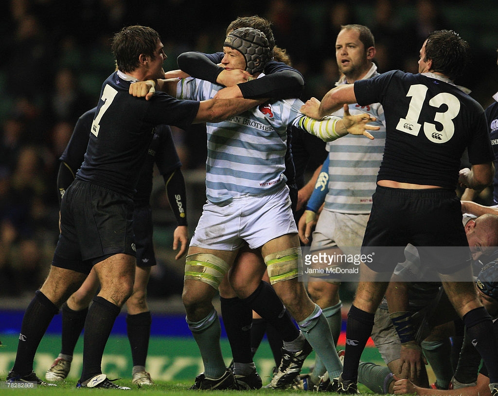 Varsity Match (Foto: Getty Images)
