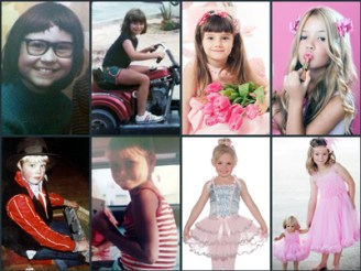 Little girls seem to have changed from adventurous to ... pink