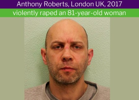 Anthony Roberts, male violence - Fair Play For Women