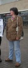 gender-divergent, transgender woman Kay Green - FairPlayForWomen.com