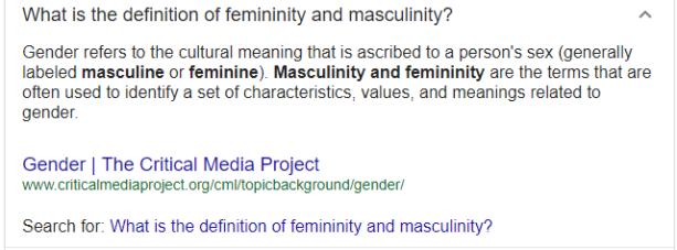 Masculine and feminine people: we're all genderqueer - FairPlayForWomen.com