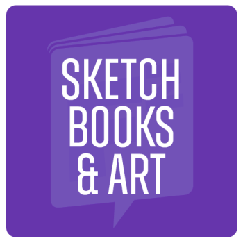 ART & SKETCHBOOKS