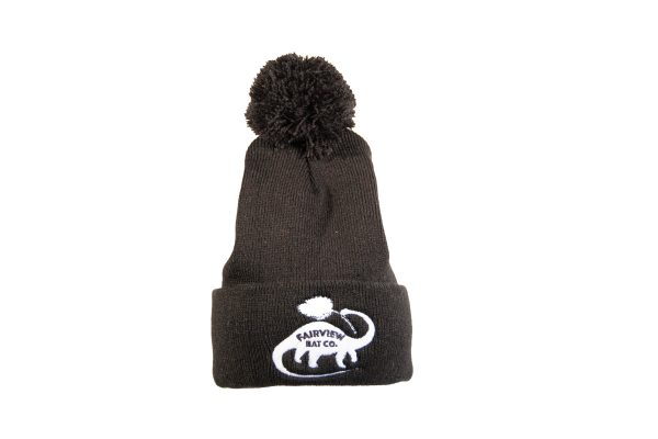 Black and White Winter FBC Hat