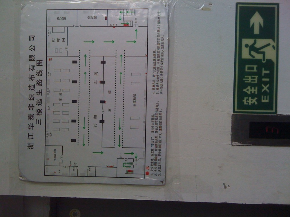 Shanghai'd Day 3 - Fabrication/Sewing Factory  (5/5)