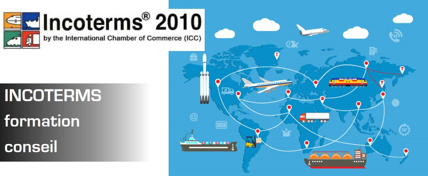 INCOTERMS formation conseil