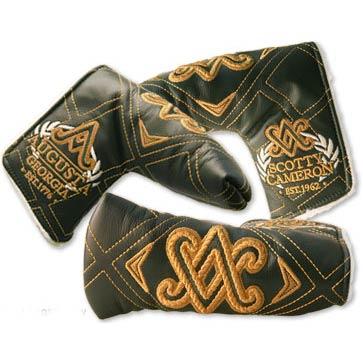 Scotty Cameron 2011 Augusta SC Diamond Leather Headcovers - $180