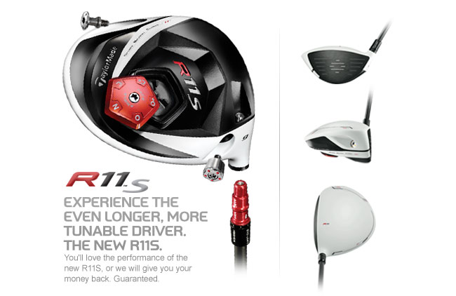 New Taylormade R11s Now Available Fairway Golf Blog
