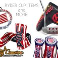 New for October 2012, Scotty Cameron USA Headcovers and Apparel! Just because the US Team totally collapsed doesn't mean we can't show our patriotic pride! U-S-A! U-S-A!
