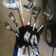 Here it is!   As we all know Ernie El's just signed with Adams Golf. I just got this picture of his bag with the clubs he will be using for the 2014.   For now all the information I have is from this picture:   Driver: Taylormade SLDR 460 Woods: Adams Tight Lies 14.5 and 16 fairway Woods Hybrids: Adams Super 9031 Hybrids 20 and 23degree Irons: XTD Forged Irons 5-PW Wedges: Putter: YES Sandy 12 Mid   I'll update this as I get more information.   To purchase any of these clubs visit www.FairwayGolfUSA.com. Authorized Retailer!