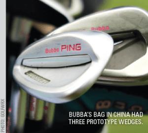 Bubba Ping Wedge