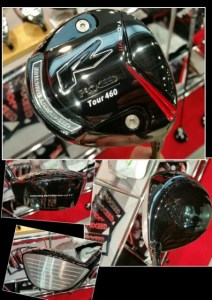 Justick Proceed R Tour 460 driver 1