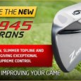 """The NEW Srixon Z945 irons look and feel amazing, check out the pics. The Tungsten plugs in the toe of the iron help these to be """"somewhat"""" forgiving, as the sweetspot is pulled from the Hosel to the toe, expanding the sweetspot also. Here at Fairway Golf, we are excited to offer these Srixon musclebacks, and have sold several sets already. These irons are the choice of PGA Superstar Hideki Matsuyama. Experience the ultimate in ball-striking with Srixon Z 945 irons. The muscle back design features a slimmer topline and more compact shape for a pleasing traditional look that encourages […]"""