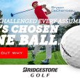 "Bryson DeChambeau will be playing in this week's RBC Heritage and he will play the Bridgestone B330S Golf Balls and will be wearing Bridgestone gloves for his first professional appearance at the PGA Tour event. ""I take every part of my game seriously and spend a considerable amount of time thinking about how each element will allow me to compete at the highest level,"" said DeChambeau.  ""When it was time to make a decision on the golf ball I would use as a professional, it was clear after a thorough review that Bridgestone Golf's Tour B330-S was the best fit […]"