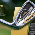 After purchasing your amazing PSi or PSi Forged irons, if you happen to win a significant tournament with them, TaylorMade will give you gold badges to signify your dominance. Simply call TaylorMade, see if your win qualifies and send the irons in to them. They will modify your PSi's for free and return them to you.