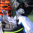 The MUCH ANTICIPATED what's in the bag for Tiger Woods at the 2016 Hero World Challenge. Enjoy! Driver: TaylorMade M2(9.5 degrees); Mitsubishi Rayon Tensei CK Pro White 70TX 3 Wood: TaylorMade M1 (15 degrees); Mitsubishi Rayon Tensei CK Pro White (TX-Flex) 5Wood: TaylorMade M1 (19 degrees); Mitsubishi Rayon Tensei CK Pro White (TX-Flex) Irons: Nike VR Pro (3-PW); True Temper Dynamic Gold Tour Issue X100 Wedges: Nike VR Forged (56 and 60);True Temper Dynamic Gold Tour Issue S400 Putter: Scotty Cameron Newport 2 GSS Golf Ball: Bridgestone B330S