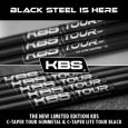 Go take a look at your irons. How about getting a slight make over by installing the KBS Limited Edition C-Taper or C-Taper Lite shafts in Black! C-Taper Tour Gunmetal C-Taper Lite Tour Black These limited editions will make your irons looking sharp! If you want to launch the ball lower, go with the C-Taper. If you want to launch slightly higher, go with C-Taper Lite. Low spin on both the shafts. Hurry before this limited edition shaft sells out! Maybe you want to get these now and save it for your future Miura or EPON irons! Buy KBS Limited […]