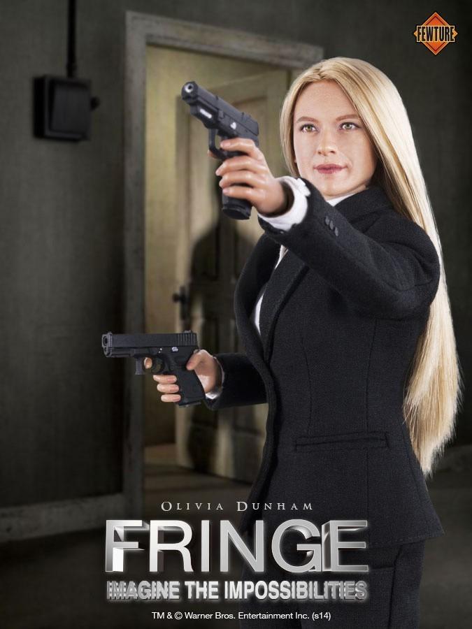 The Fringe 16 Scale Figure Olivia Dunham Fairway Hobbies