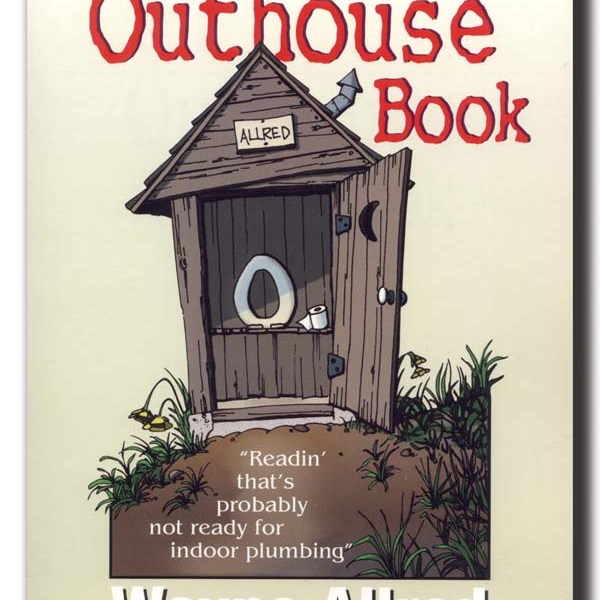 The Outhouse Book   2-1005