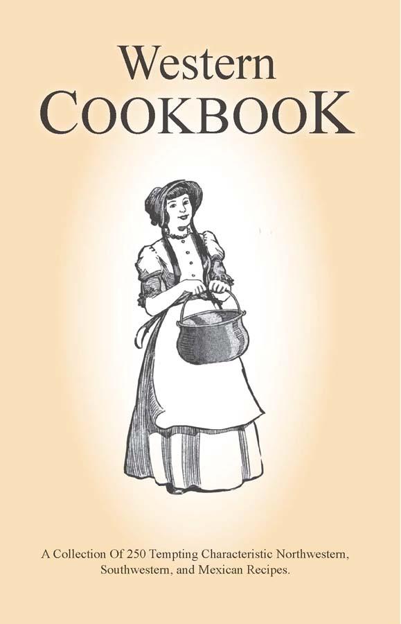 Western Cookbook 2-707
