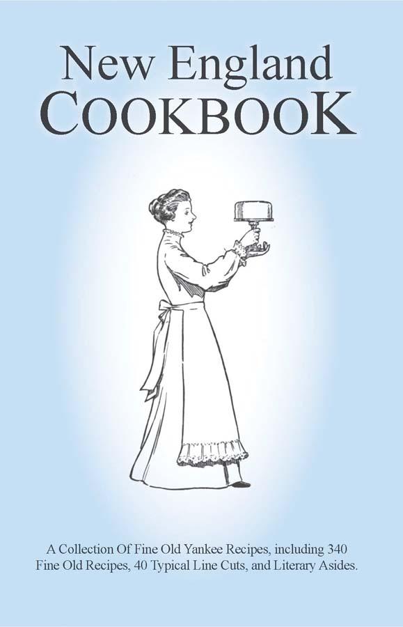 New England Cookbook  2-709
