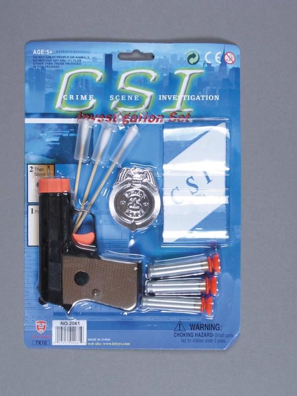 Investigation Target Gun Set   7-2061