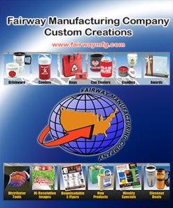 Fairway Manufacturing Company Creative Customs Catalog