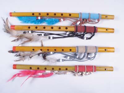 Native American/Indian Souvenirs>Flutes