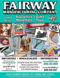 Fairway Manufacturing 2019 Catalog