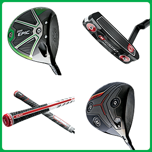 10 Golf Products