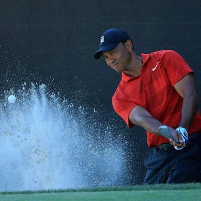 Tiger Woods Arnold Palmer