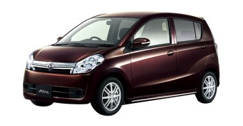 Daihatsu Mira X Special price and specification , technical specification
