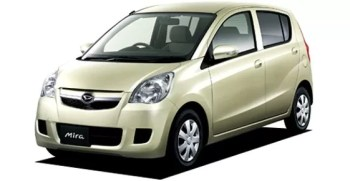 Daihatsu Mira X price and specification , technical specification
