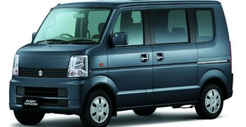 Suzuki Every Wagon JP TURBO price and specification 2015 , technical specification