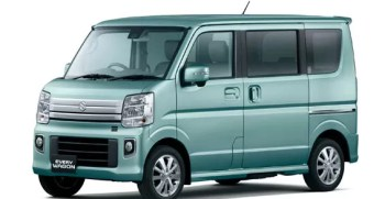 Suzuki Every Wagon PZ TURBO Special price and specification 2015 , technical specification
