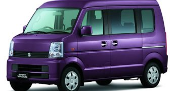 Suzuki Every Wagon JP price and specification 2015 , technical specification