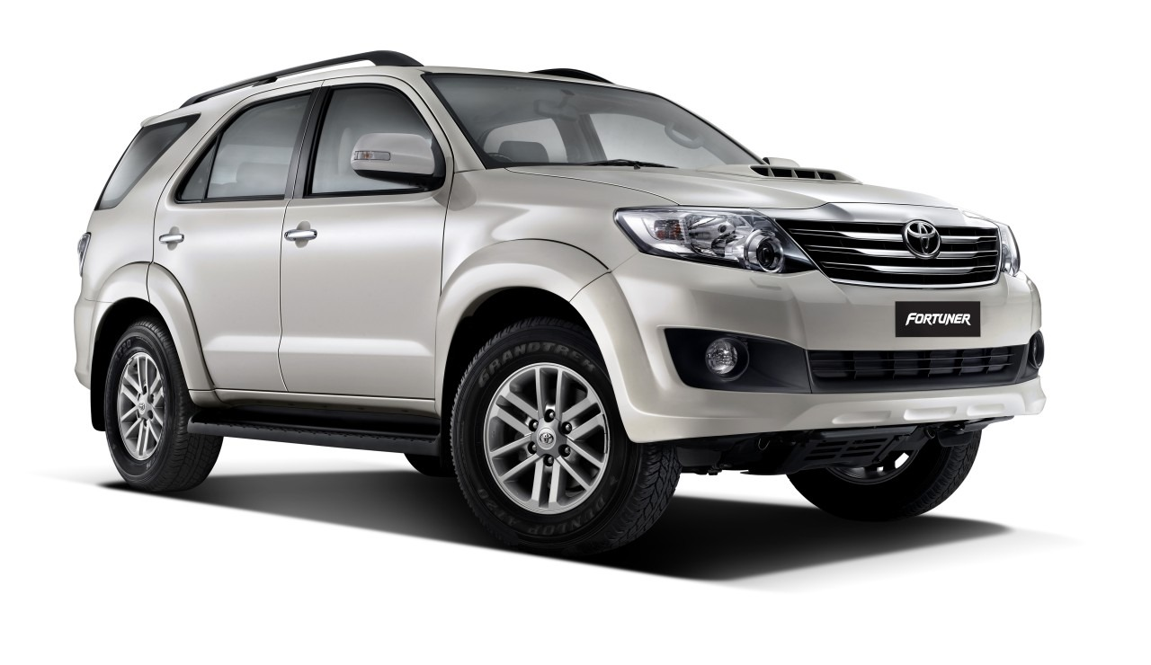 Toyota Fortuner TRD SPORTIVO 2016 Price and Specifications